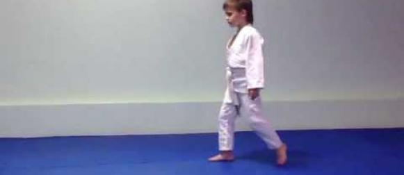 Айкидо:Обучающее видео для детей — 12