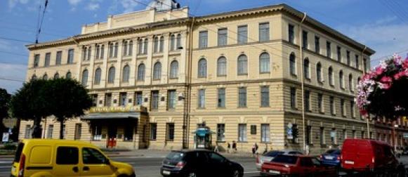 Санкт-Петербургский государственный технологический институт
