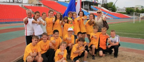 Краевые школьники готовятся к финалу Всероссийских соревнований «Президентские состязания»