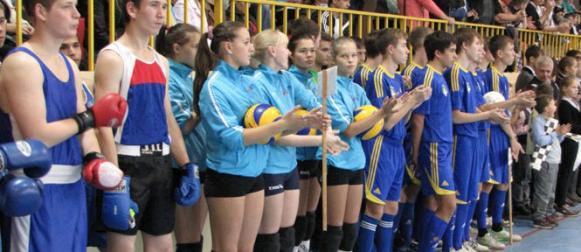 Канским школьникам помогут выбрать вид спорта