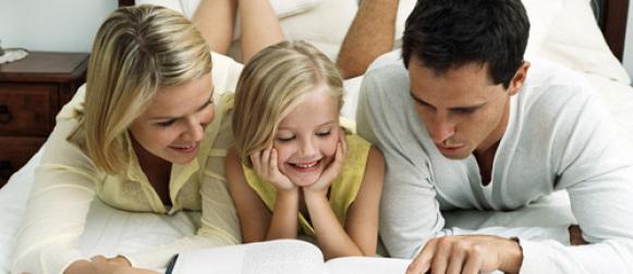 Как стать образцовыми родителями