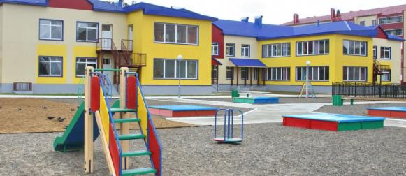 В Красноярском крае окрылись шесть новых детских садов