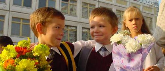 В первый класс в Красноярске готовятся пойти более 31 тысячи детей