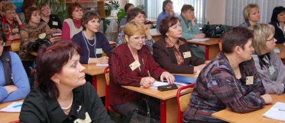 Конкурс профессионального мастерства педагогов и воспитателей стартовал в Лесосибирске