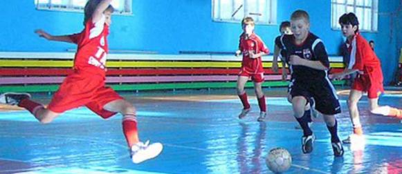 Большемуртинские школьники — победители зональных соревнований по мини-футболу «Школьной спортивной лиги»