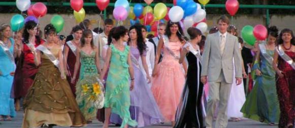 Определены даты выпускных вечеров в Красноярском крае