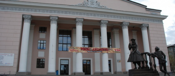 В рамках юбилея Кировского района в лицее  №11 прошли  уроки истории первого района правобережья
