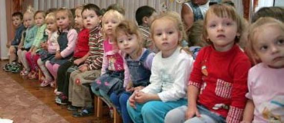 Красноярским родителям помогут обменяться местами в детских садах