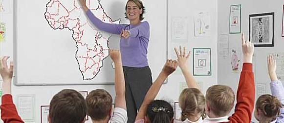 Интерактивная доска и её применение в учебном процессе в школе.