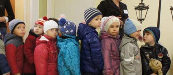 Детские сады Красноярска продолжают комплектоваться