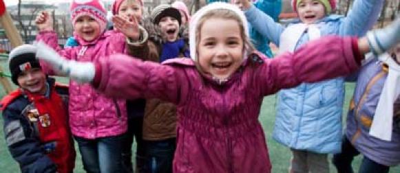 Началось комплектование красноярских детских садов