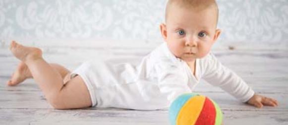 Чем занять годовалого ребенка