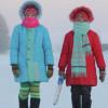 Порядка половины красноярских школьников не пришли на уроки в морозы