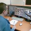 Школы Красноярска массово оснащаются камерами видеонаблюдения и турникетами