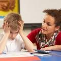 Как настроить ребенка на учебу