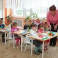 ребенок в детском садике