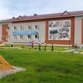 новая школа в абанском районе