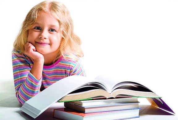 картинки ребёнок и книга