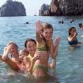 Красноярские дети в Крыму