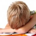 плохие оценки школьника