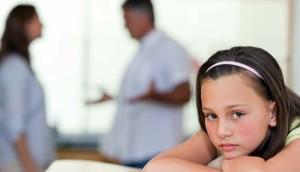 развод родителей для ребенка