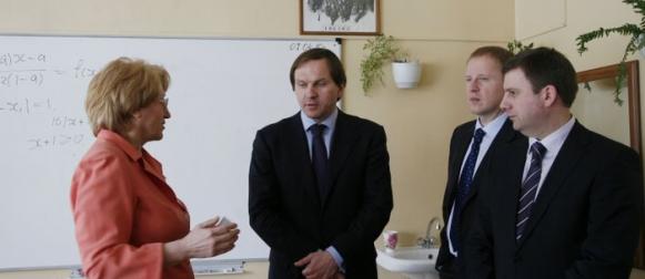 Лев Кузнецов: «Уровень школьного образования в больших городах и отдаленных поселках должен быть равным»