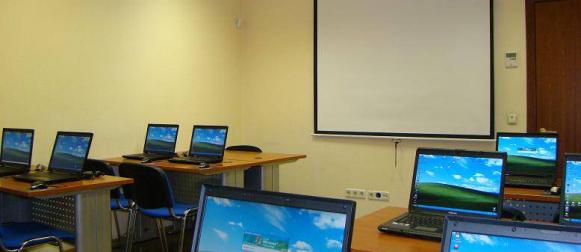 В Ачинске открылся самый современный кабинет информатики в Красноярском крае