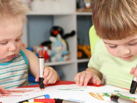Как подготовить ребеночка к детскому садику?