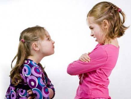 Как правильно разрешить конфликт между детьми