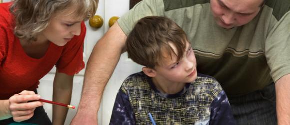 Более 300 семей выбрали особую форму обучения детей
