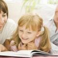 Уроки родителей в дошкольном воспитании