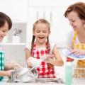 Воспитываем у ребенка трудолюбие
